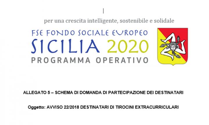 un tirocinio per i disoccupati in Sicilia